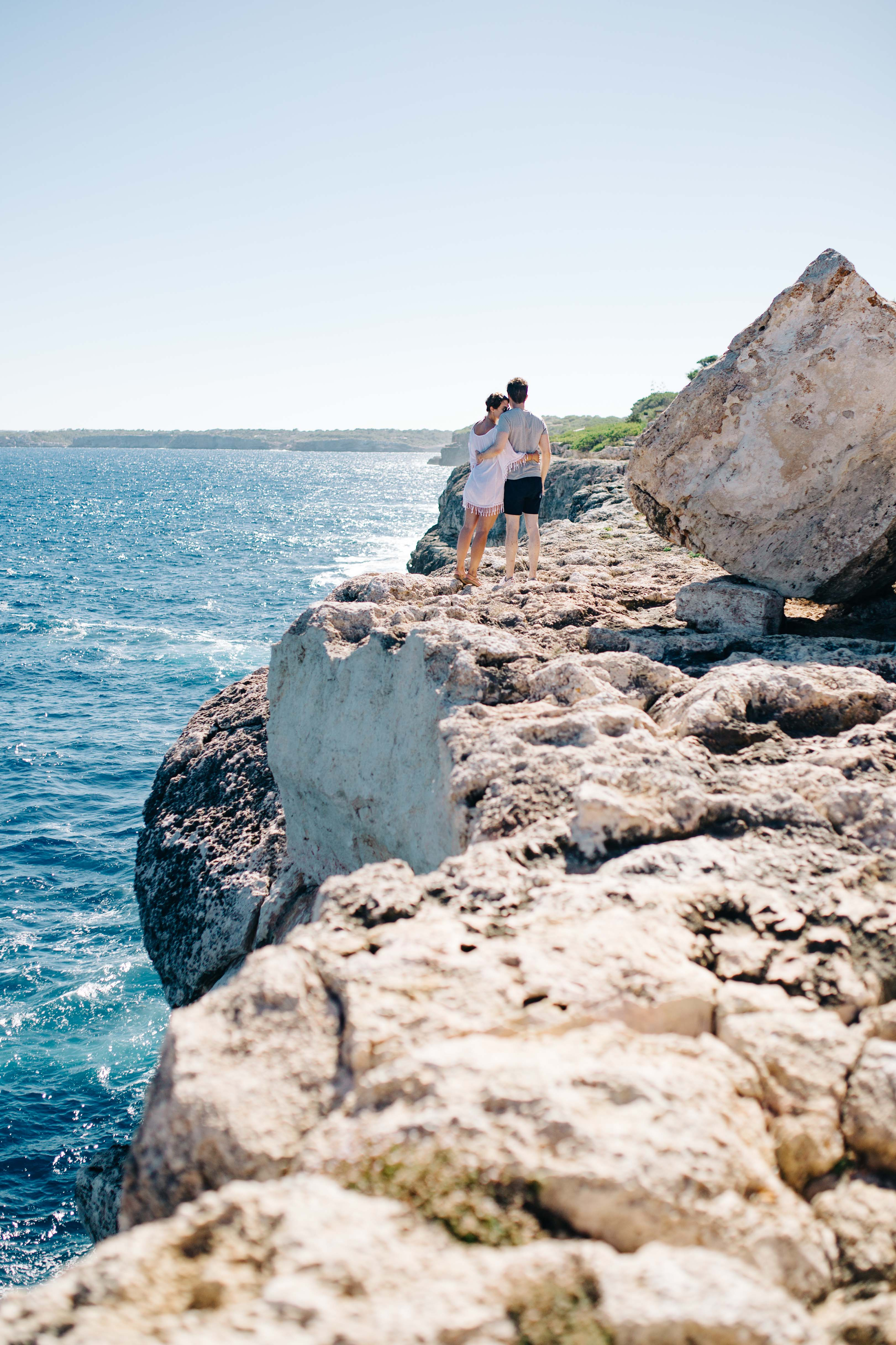 the rock mallorca