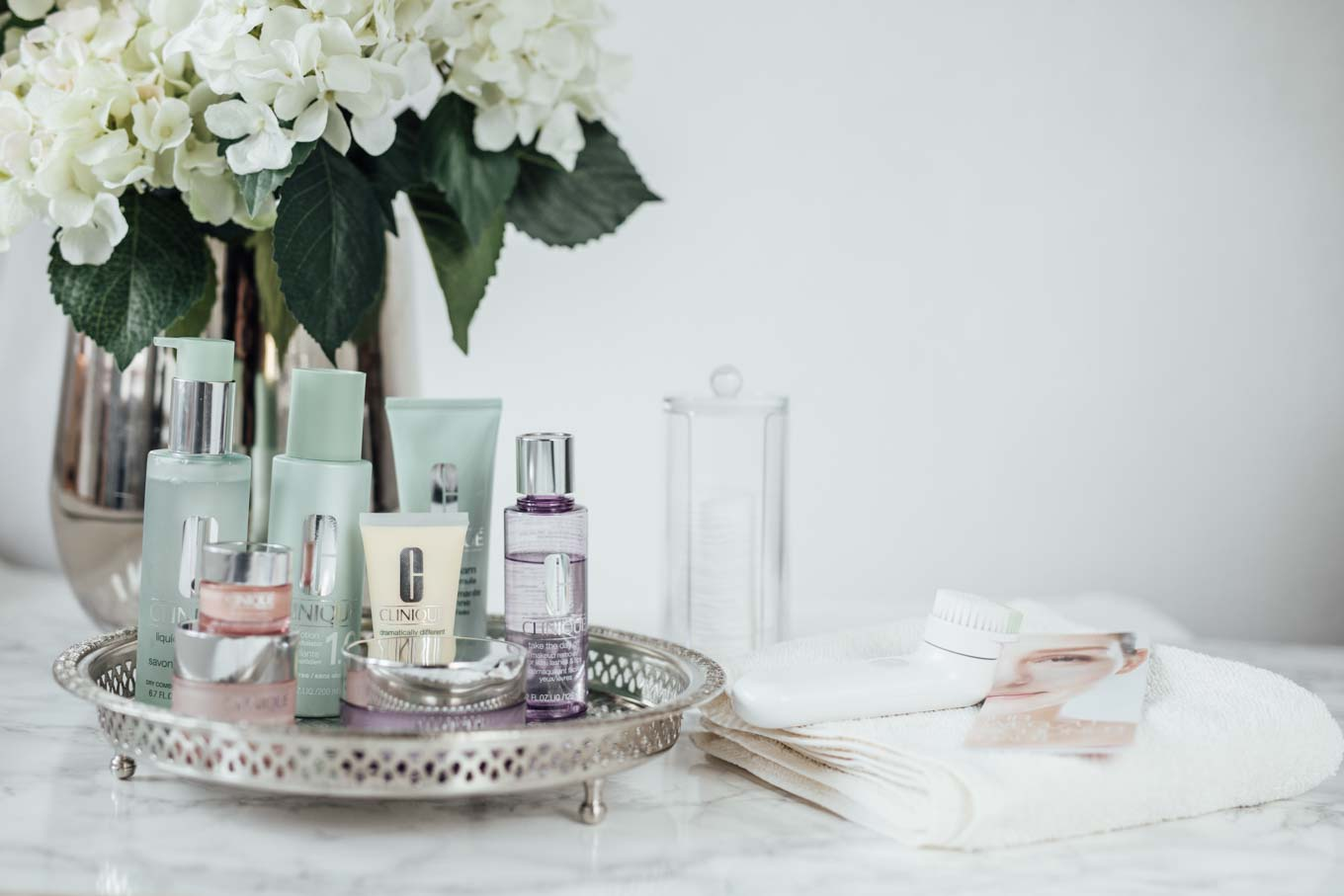 Beauty: My Skin Care Routine with Clinique - The secret to beautiful skin.