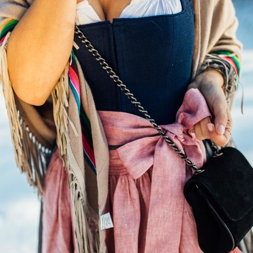 OUTFIT: Dirndl - The most flattering dress. Trachten Forstenlechner x Wildschütz | You rock my life