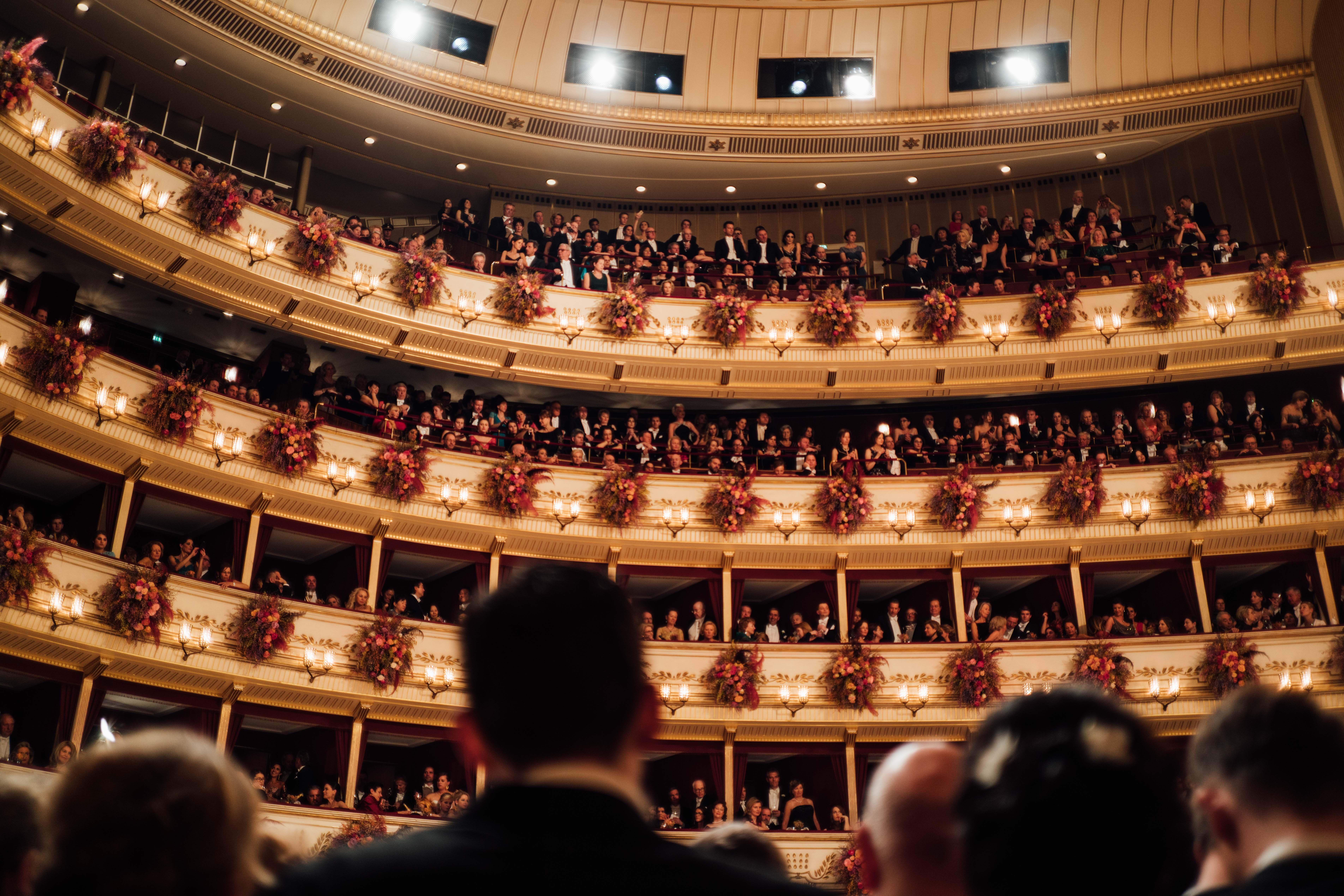 Vienna Opera Ball 2017 A Fairytale Night You Rock My Life
