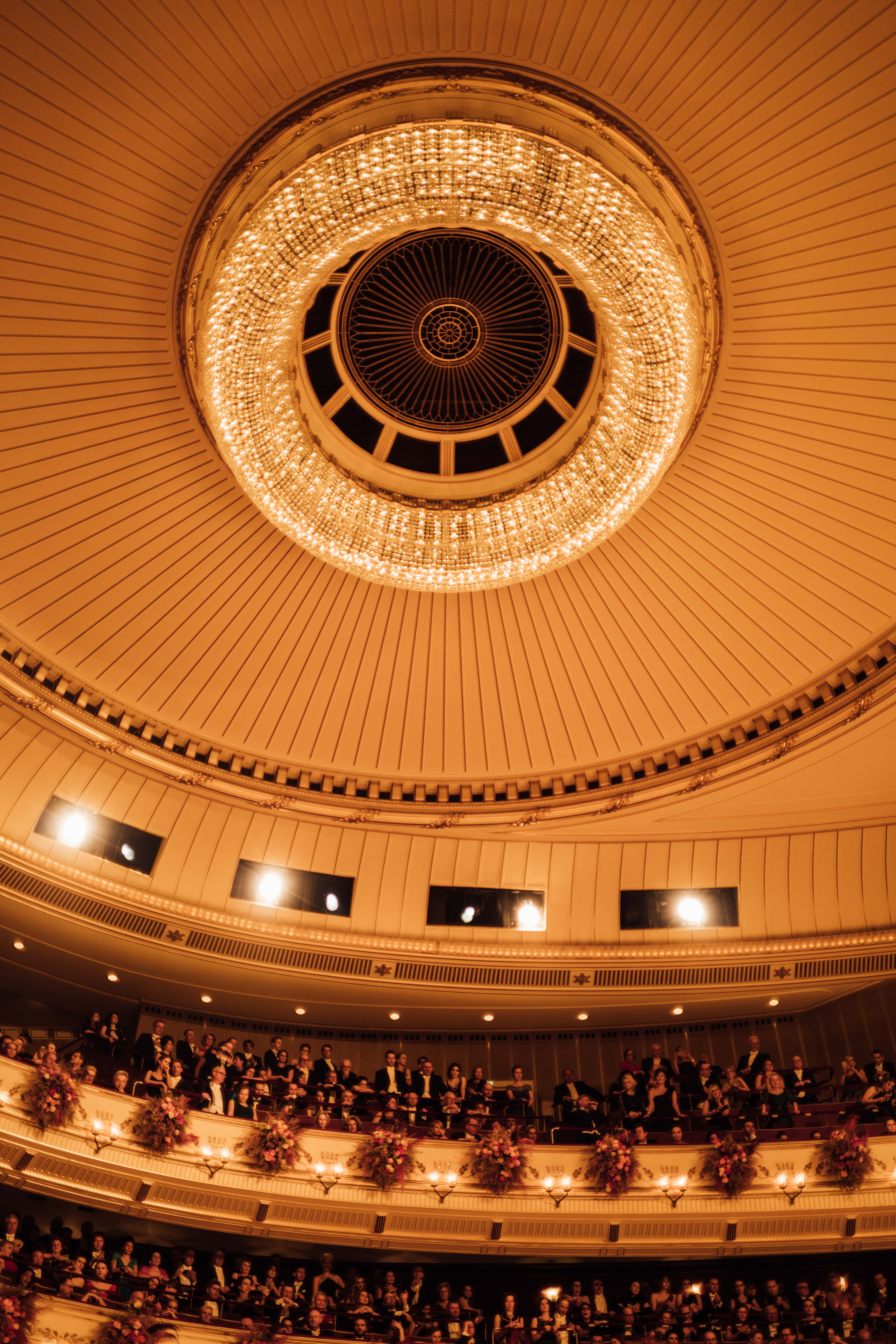 Vienna Opera Ball 2017: A Fairytale Moment   You rock my life