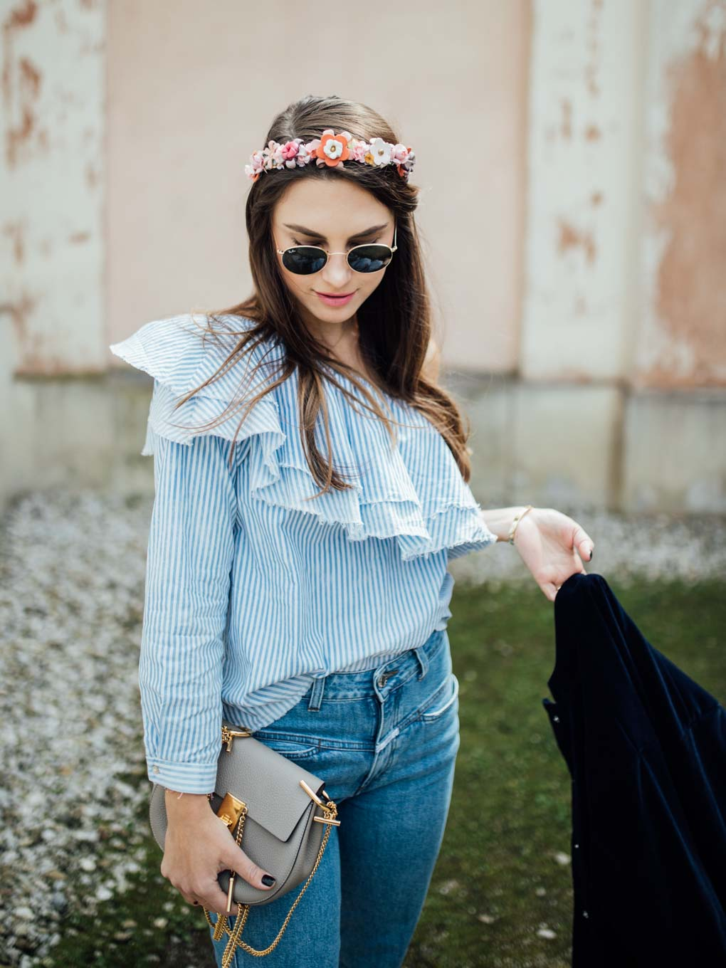 OUTFIT: Mayday - We Are Flowergirls x Marina Hoermanseder | #yourockmylife
