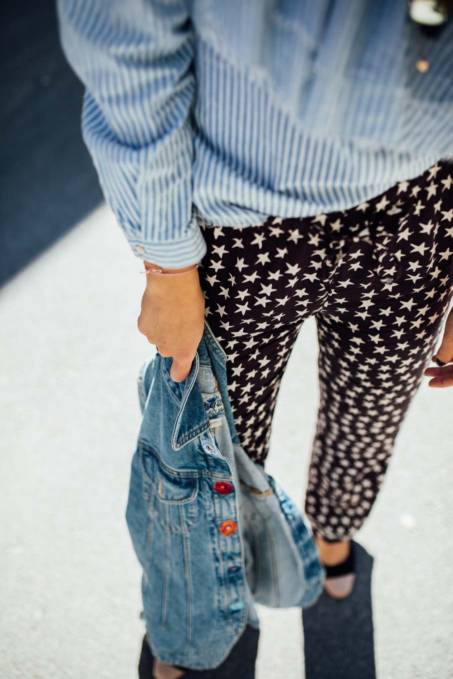 Outfit: Stars & Stripes | Who Is Mocca Fashion Challenge | #yourockmylife
