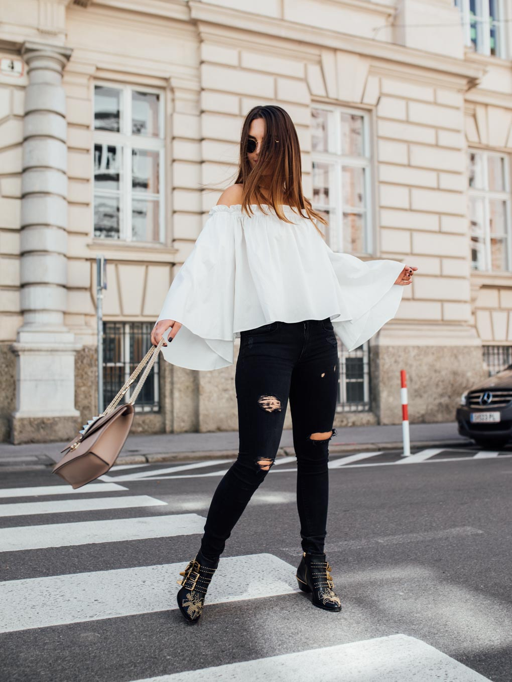 Outfit: Trumpet Sleeves | You Rock My Life