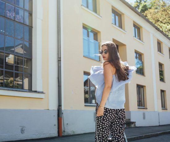 Outfit: Stars & Stripes   Who Is Mocca Fashion Challenge   #yourockmylife