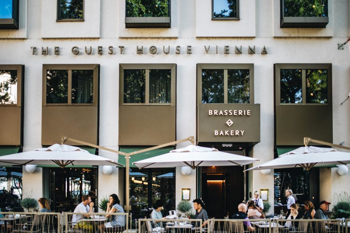 Home away from home: The Guesthouse Vienna   You Rock My Life