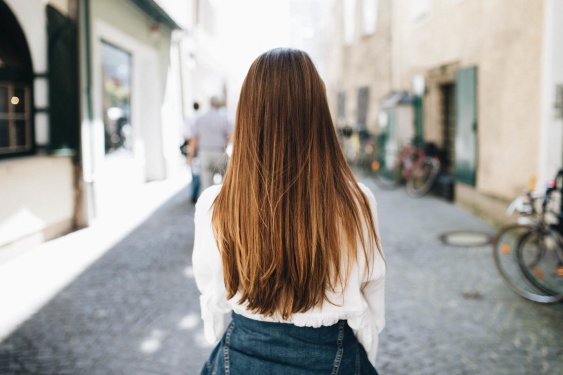 Beauty: Goldwell Kerasilk Repower Volume Service Hair | You Rock My Life