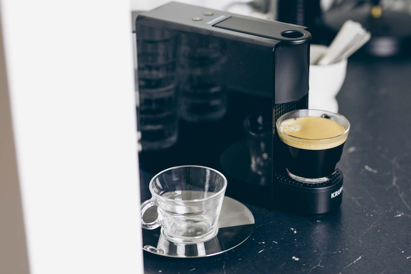 Lifestyle: Nespresso Essenza Mini | you rock my life