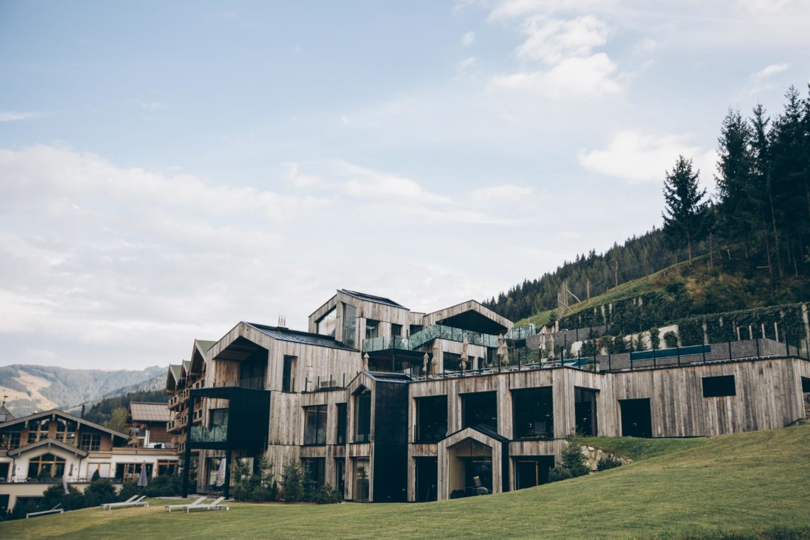 Home away from home naturhotel forsthofgut you rock my life for Design hotel leogang
