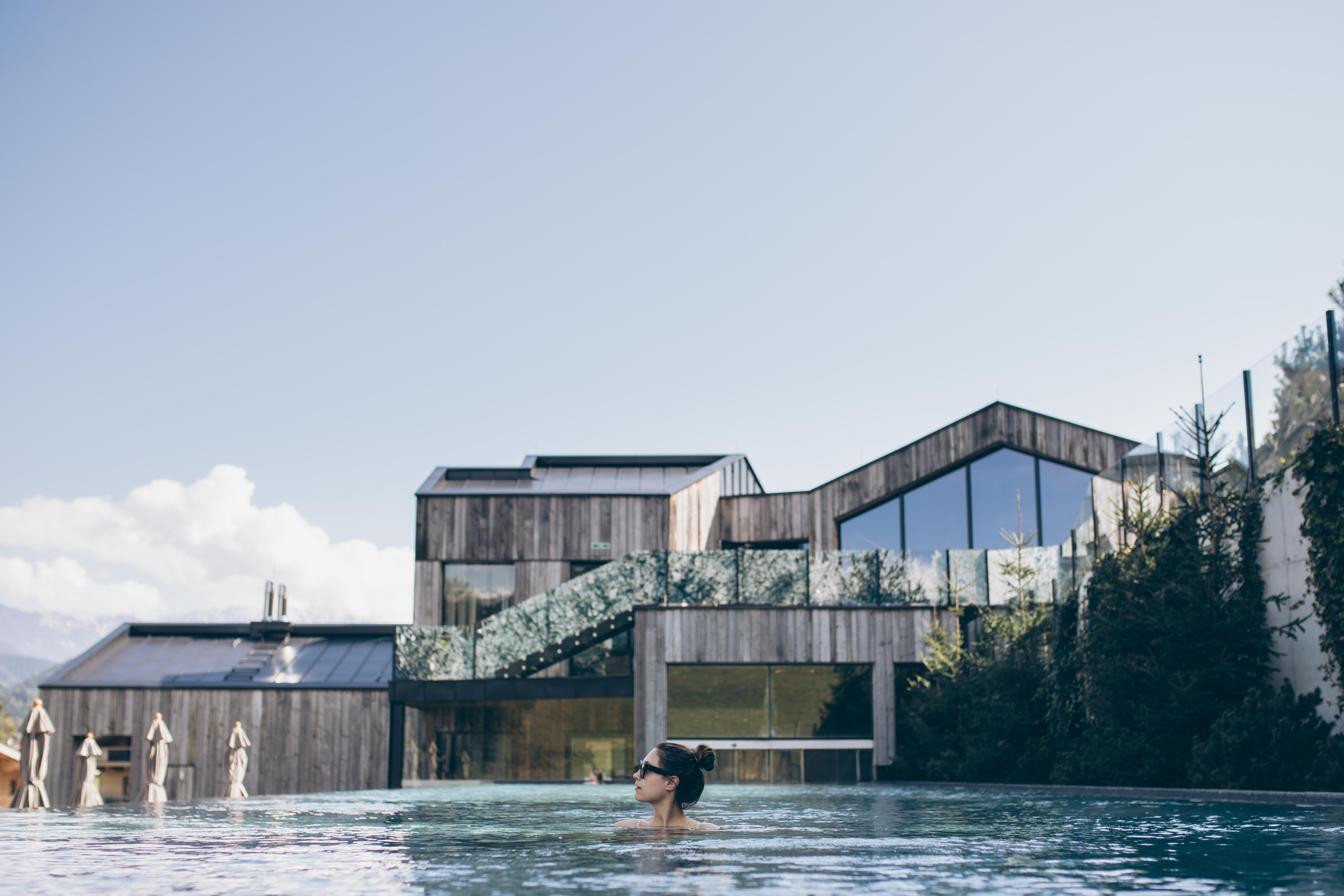 Home Away From Home: Naturhotel Forsthofgut | You rock my life