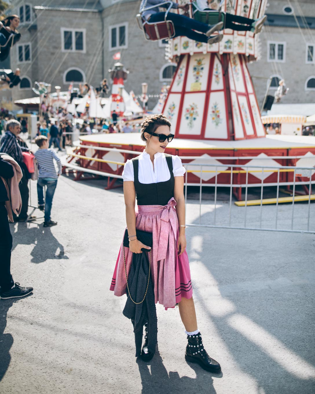 Outfit: Carousel - Rupertikirtag Salzburg | you rock my life