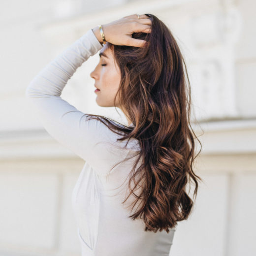 Hair: Bye Balayage, Hi Iconic Brunette - Goldwell | you rock my life