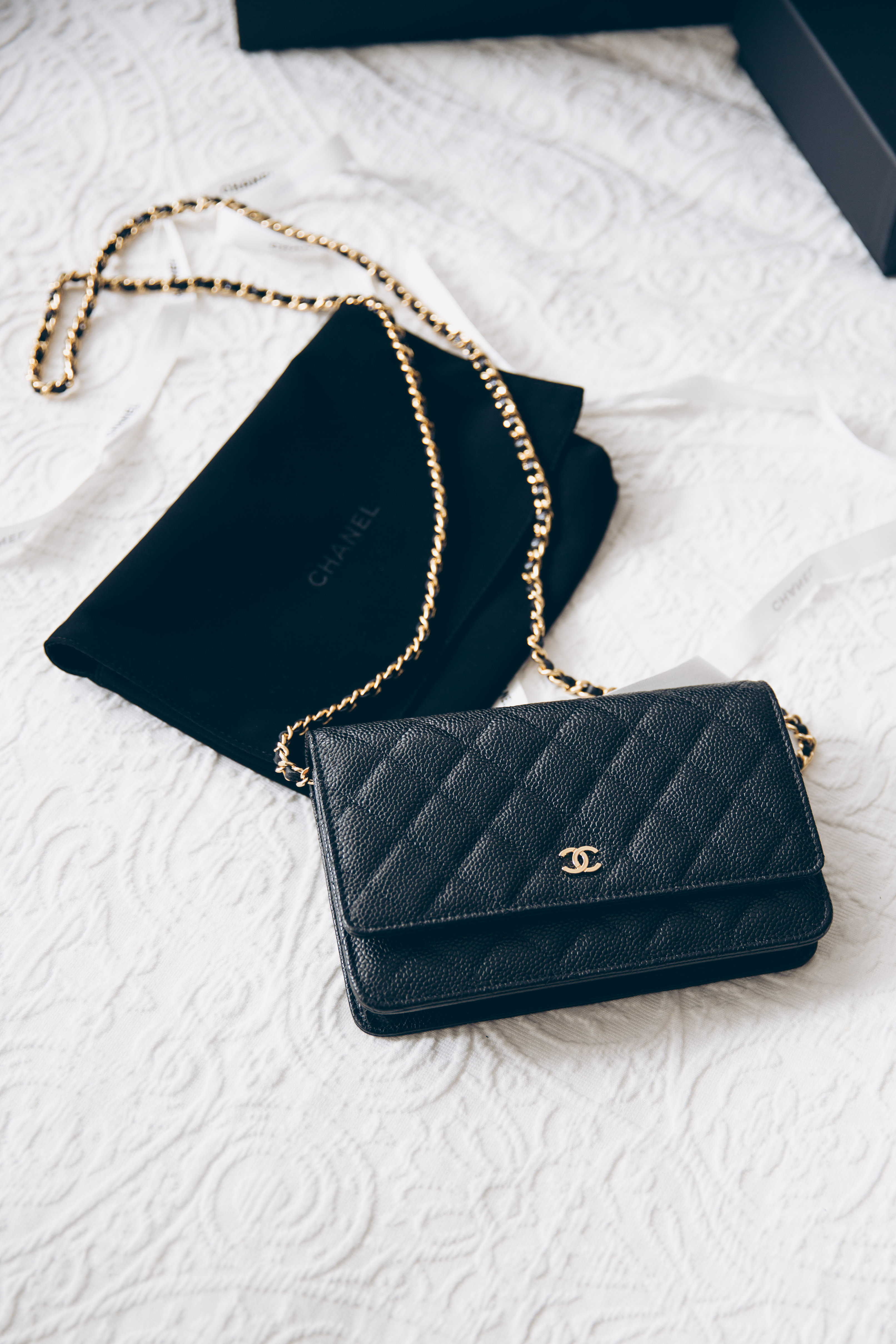 f6f0c8e66d79 Review: Chanel Wallet On Chain WOC | you rock my life