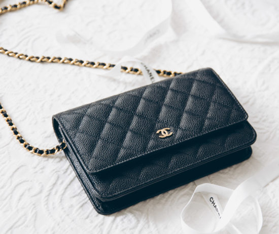 Review: Chanel Wallet On Chain WOC | you rock my life