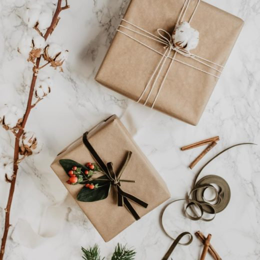 DIY Gift Wrapping | you rock my life