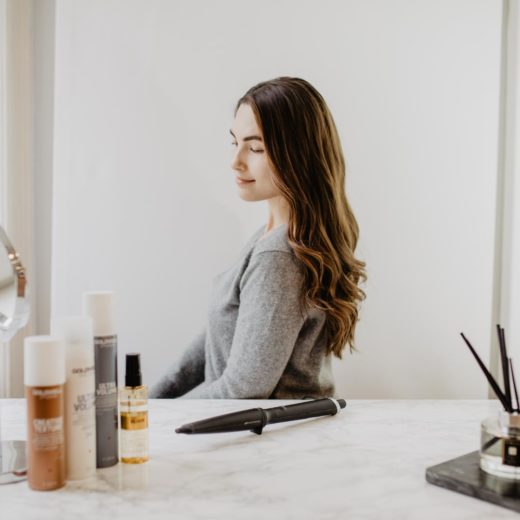 Hair: How to do: Easy Waves with the GHD Creative Curl Wand | you rock my life