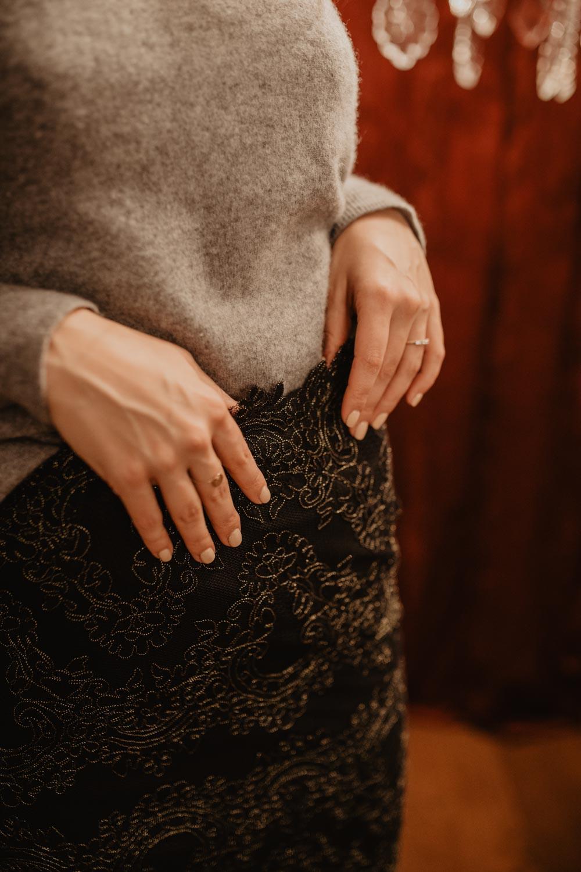 How To Wear: Casually Glamorous Holiday Attire - Chanel Slingbacks   you rock my life