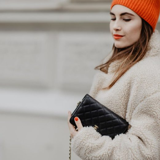 OUTFIT: Driving Home For Christmas | Teddy Coat - You Rock My Life