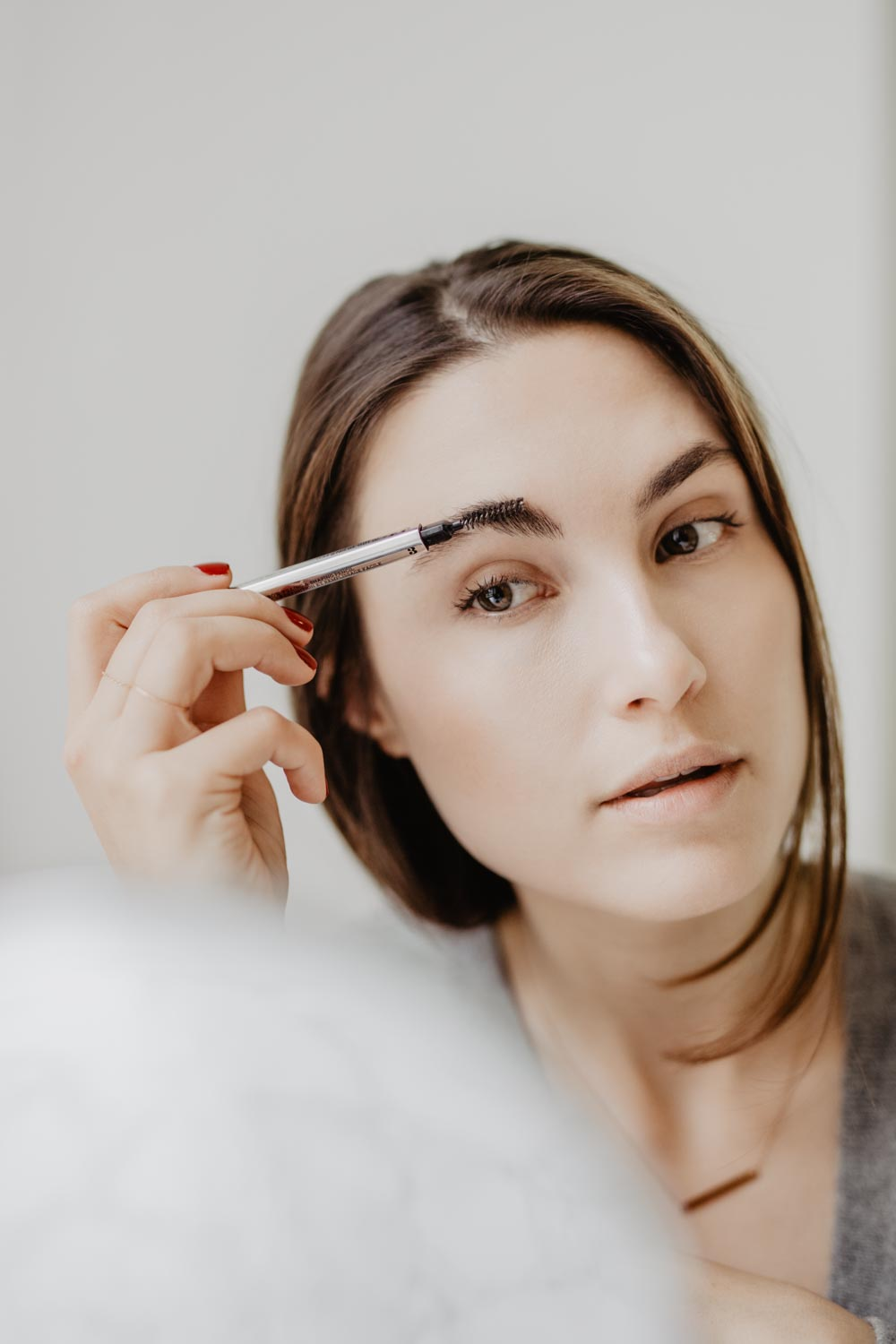 Beauty FAQ: Wow Brows in 4 Easy Steps - Eyebrow Tutorial | you rock my life