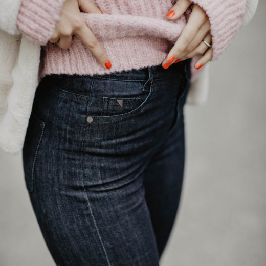 Outfit: Denim Dilemma Solved | Selfnation Jeans - you rock my life