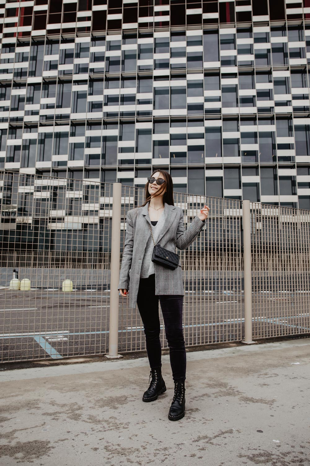 OUTFIT: Bigger, better, bold Blazer. | you rock my life