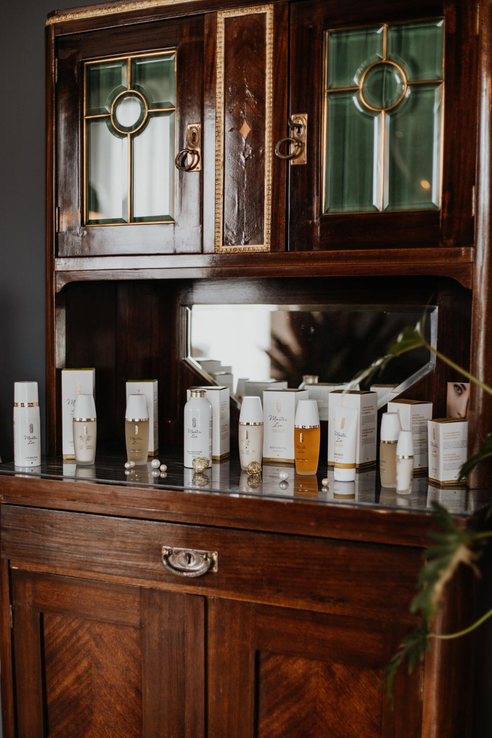 On My Skin: Master Lin Organic Cosmetic Products - You rock my life