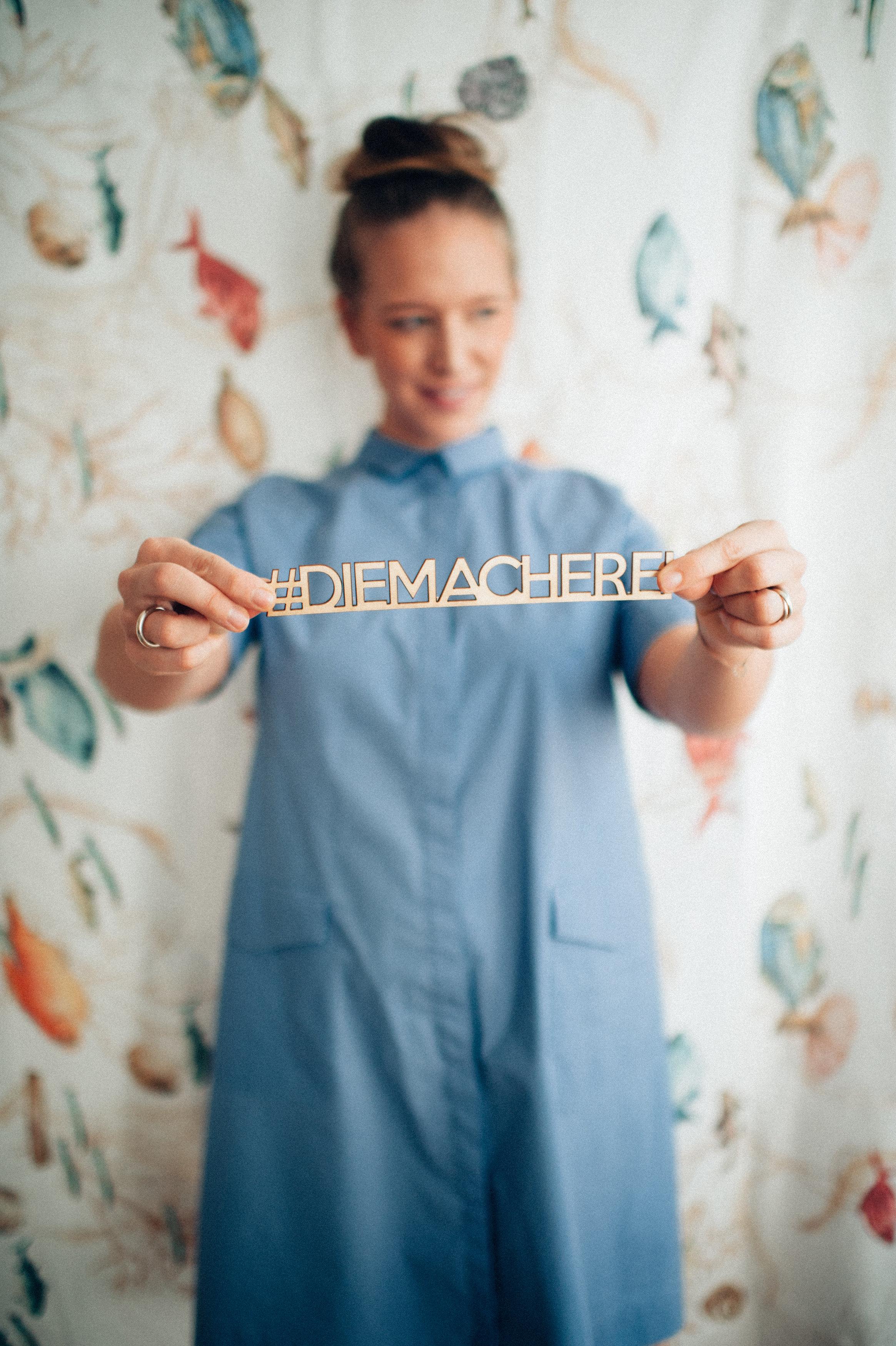 Podcast: Coffee Talk #3 - Vera - Girlboss, Dreamer, Doer, Mama. Die Macherei | you rock my life