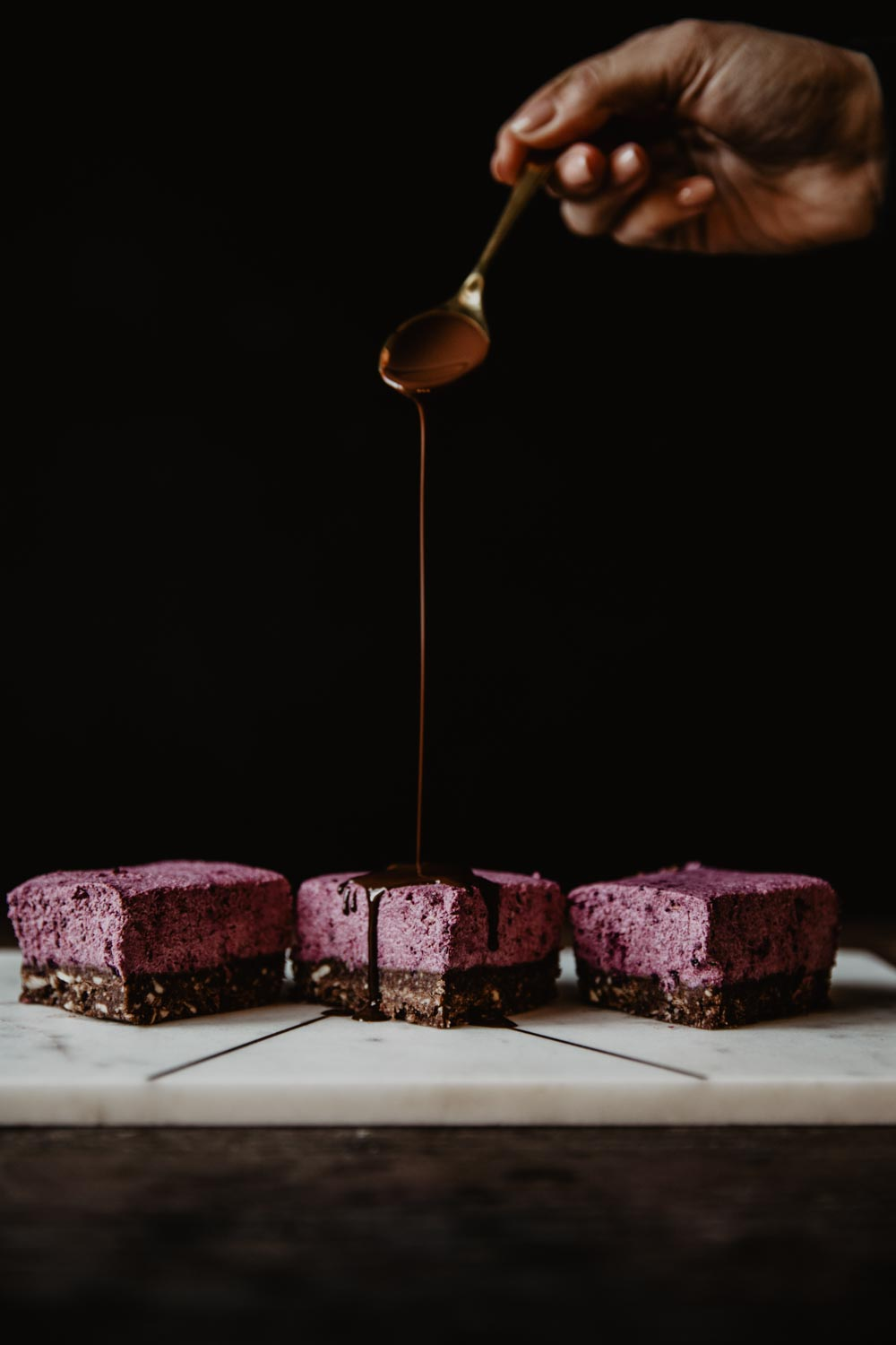 Vegan Berry Cheesecake & facts about my nutrition | You Rock My Life