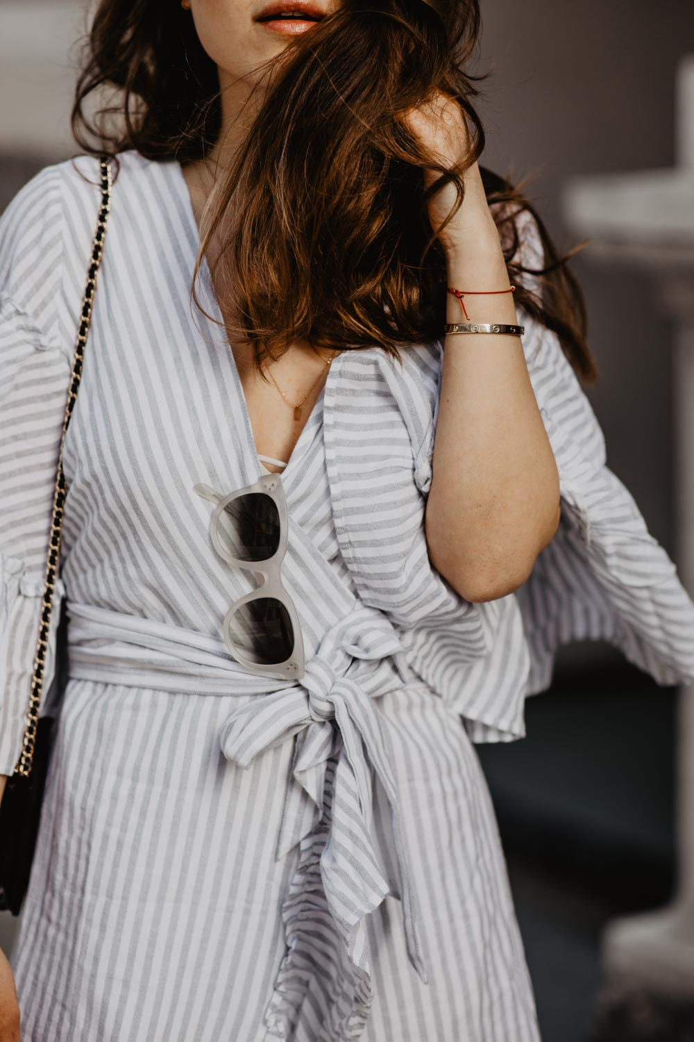Outfit: Wrap Dress & Why Everyone Needs A Wrap Dress This Season | you rock my life