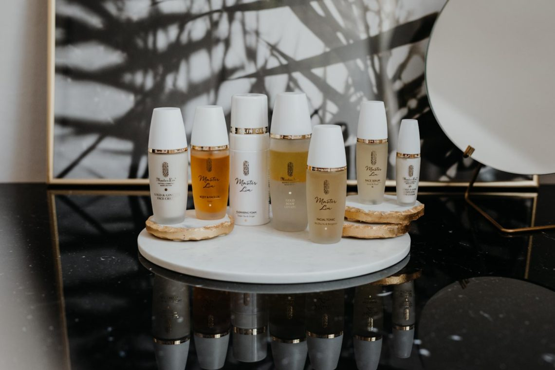 Master Lin Organic Skin Care based on TCM: Tried and Tested   you rock my life