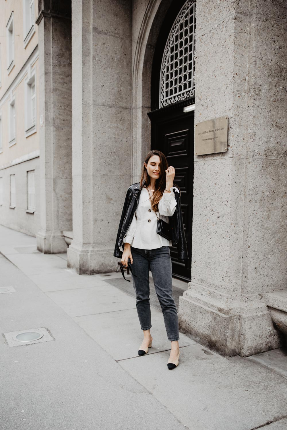 Outfit: CC aka Casually Chic - Chanel