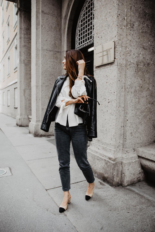 Outfit Cc Aka Casually Chic Chanel Slingbacks You