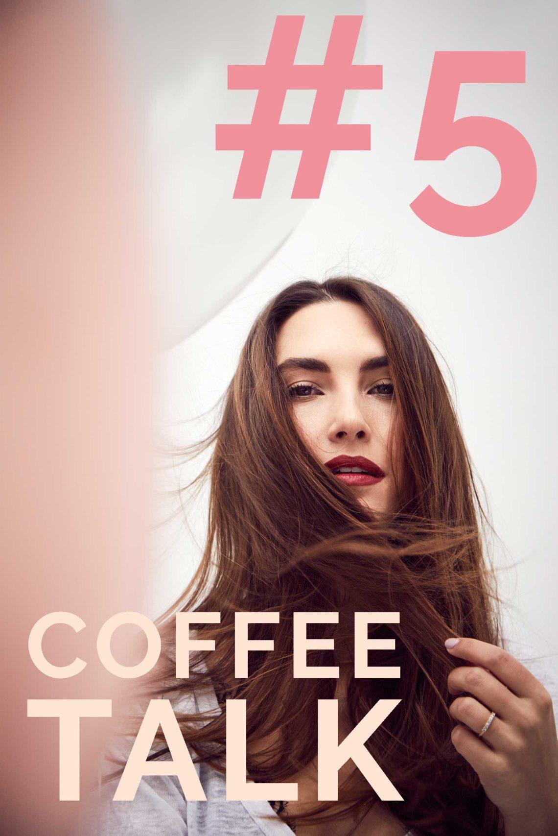Podcast: Coffee Talk #5 - Sylvia Rill, Jasagerei Wedding Planning Salzburg   you rock my life
