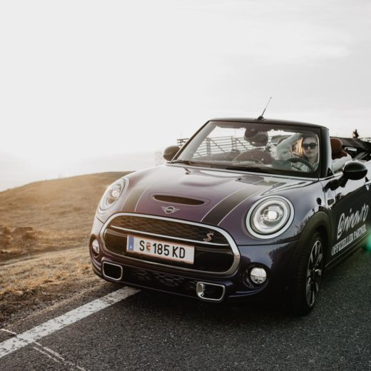 MINI Cooper S Convertible - My Love Story   you rock my life