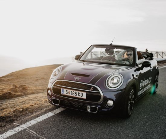 MINI Cooper S Convertible - My Love Story | you rock my life