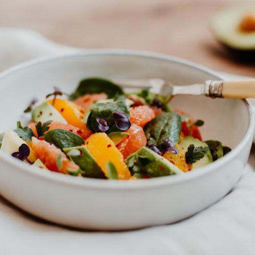 Recipe: Citrus & Avocado Salad   You Rock My Life