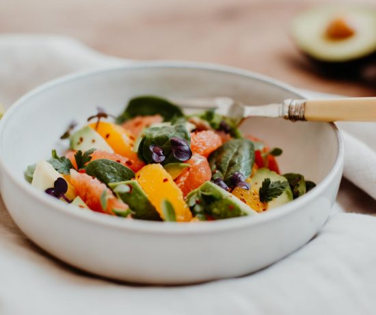 Recipe: Citrus & Avocado Salad | You Rock My Life