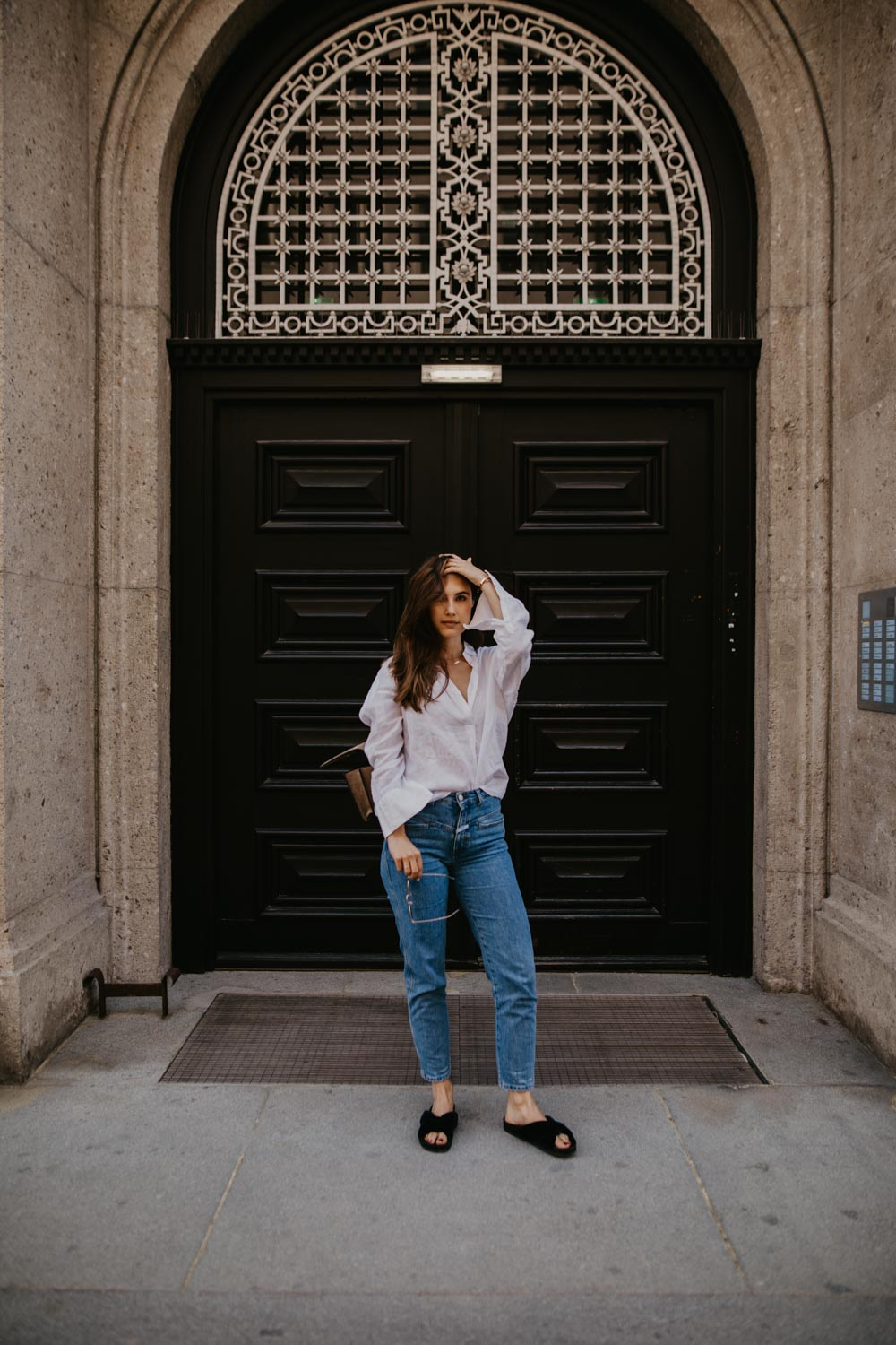 Back to basics: Denim & Linen | Capsule Wardrobe | You Rock My Life
