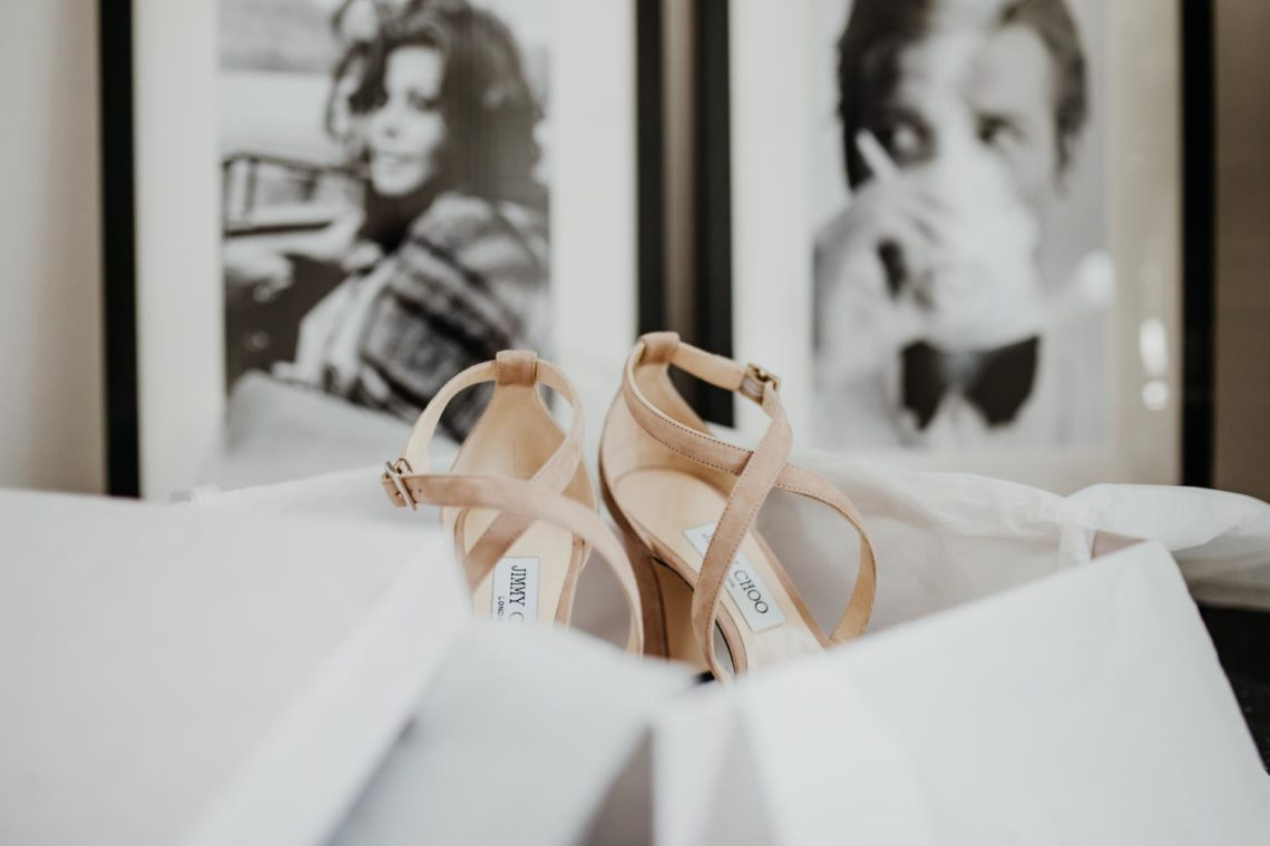 Mission: Wedding Shoes #ninaxpatrick | you rock my life