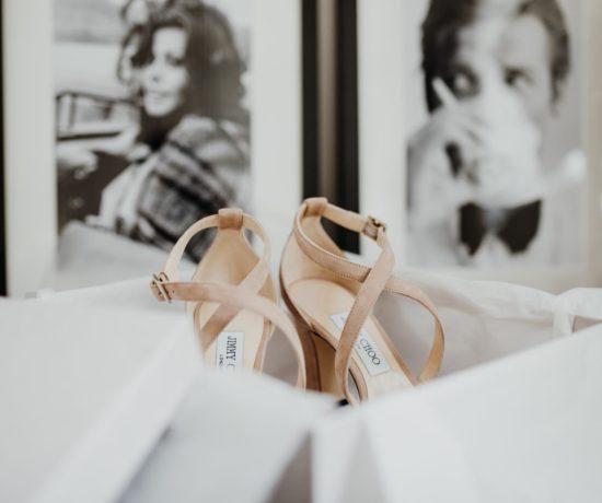 Mission: Wedding Shoes #ninaxpatrick   you rock my life