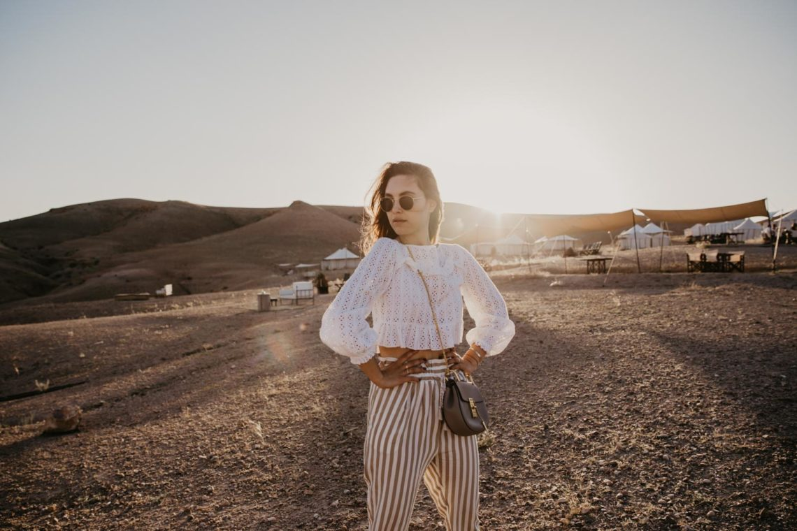 Desert Outfit & Marrakech Packing List | you rock my life