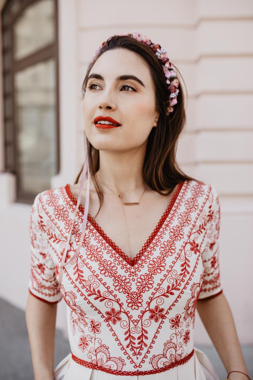 Outfit: Lena Hoschek Kiss Me Piroschka | You Rock My Life