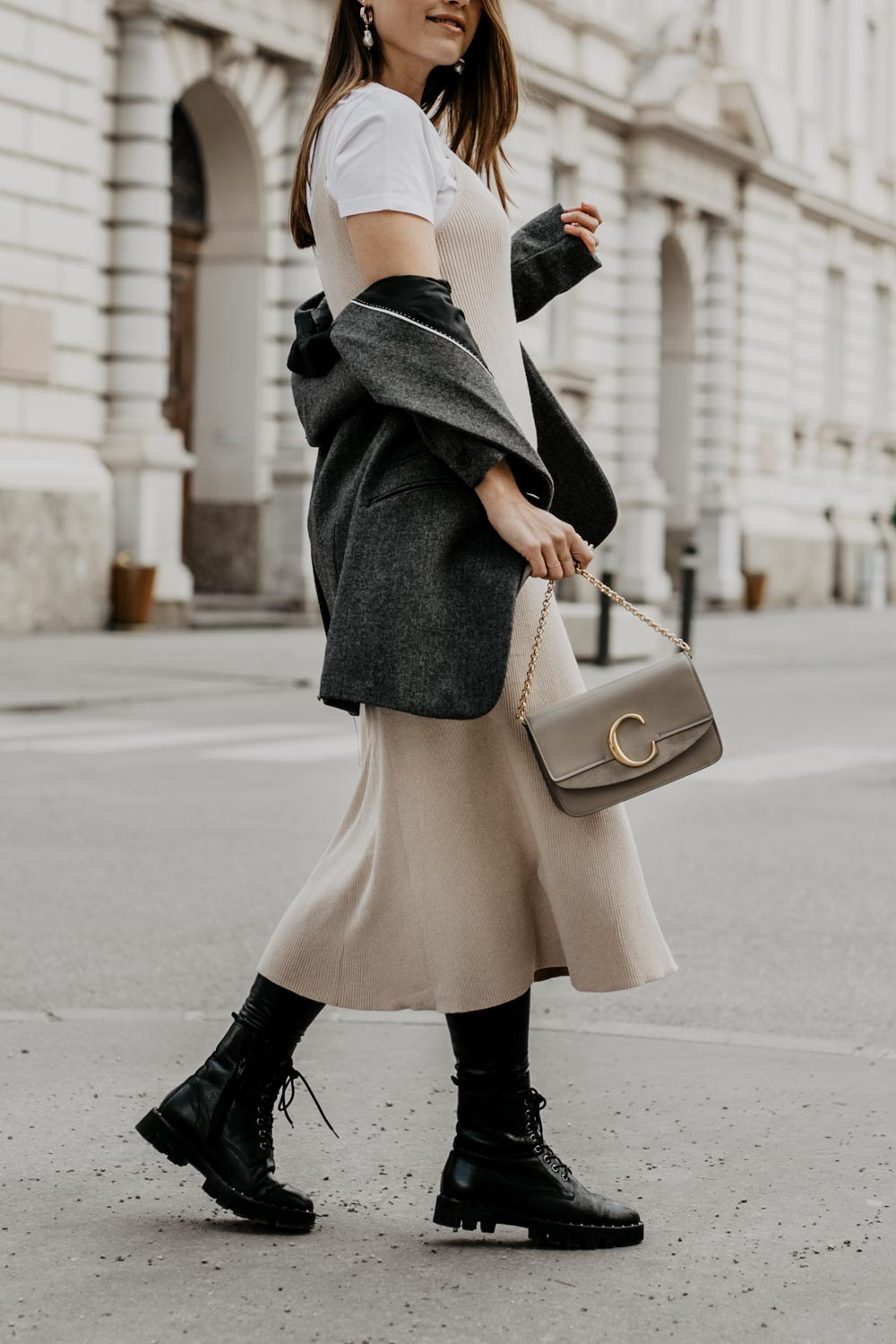 OUTFIT: In Transit From Winter To Spring | You Rock My Life