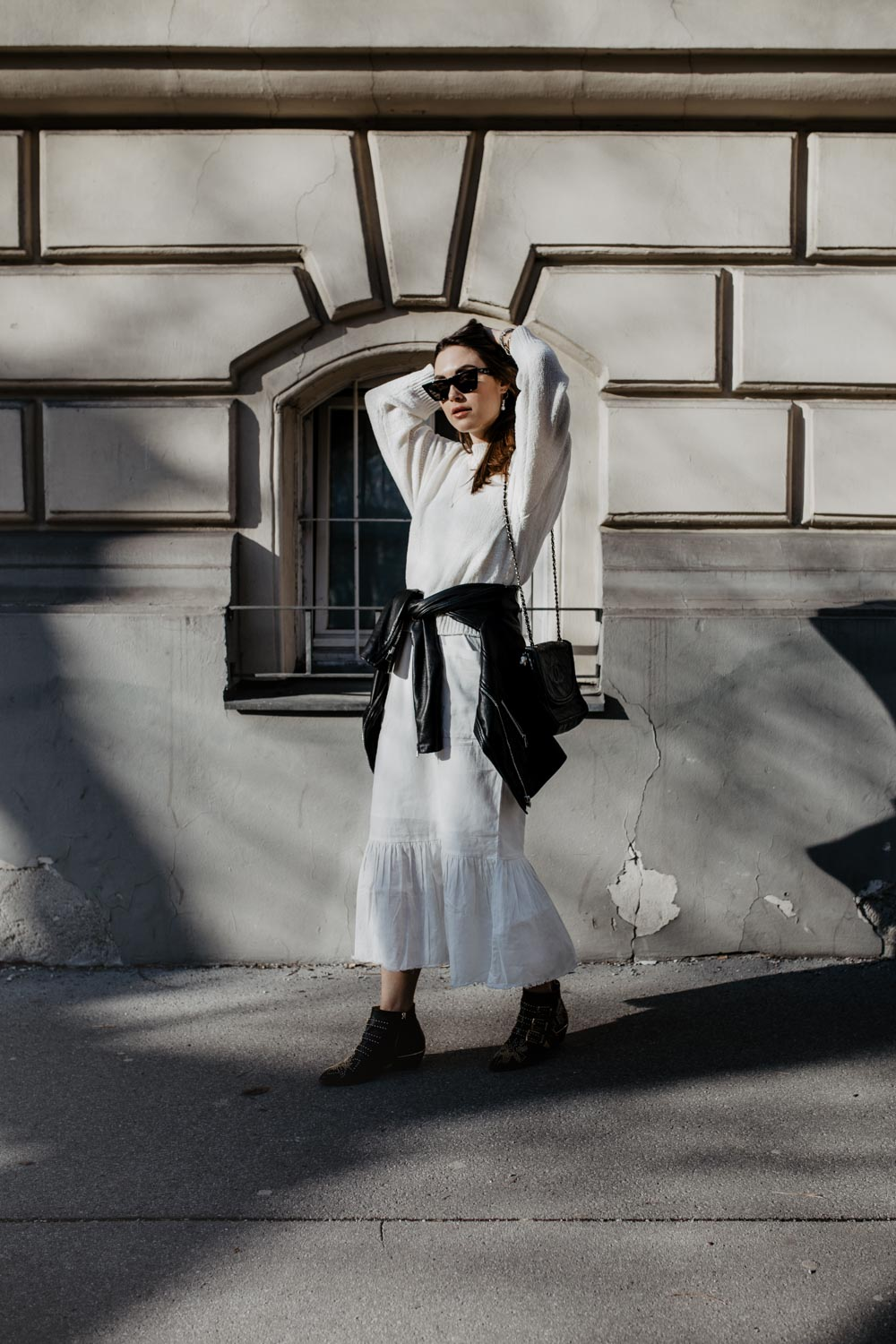 OUTFIT: 50 Shades Of White - EDITED | You Rock My Life @ninawro
