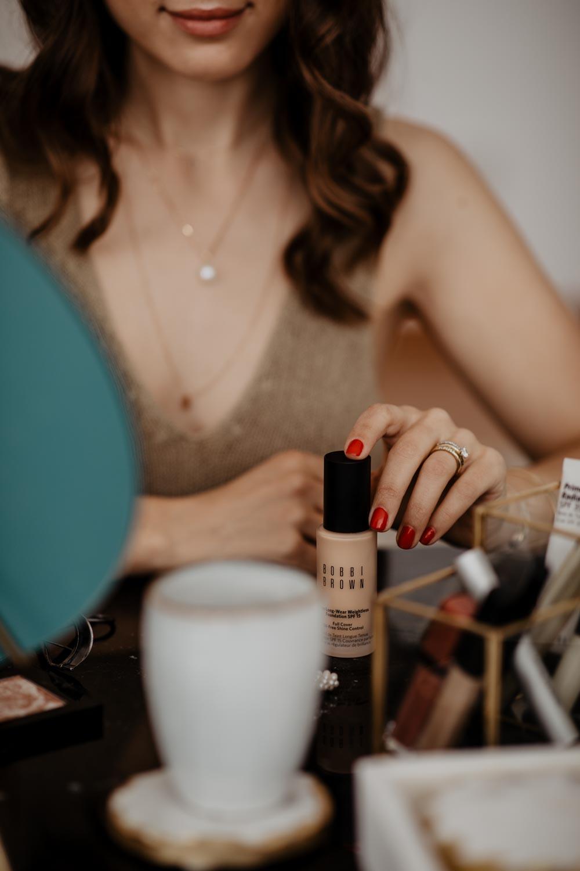 Bobbi Brown Skin Long-Wear Weightless Foundation Review | You Rock My Life