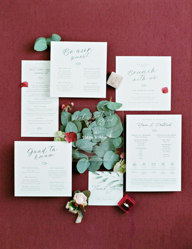 Wedding Guide: Invitations | You Rock My Life @ninawro