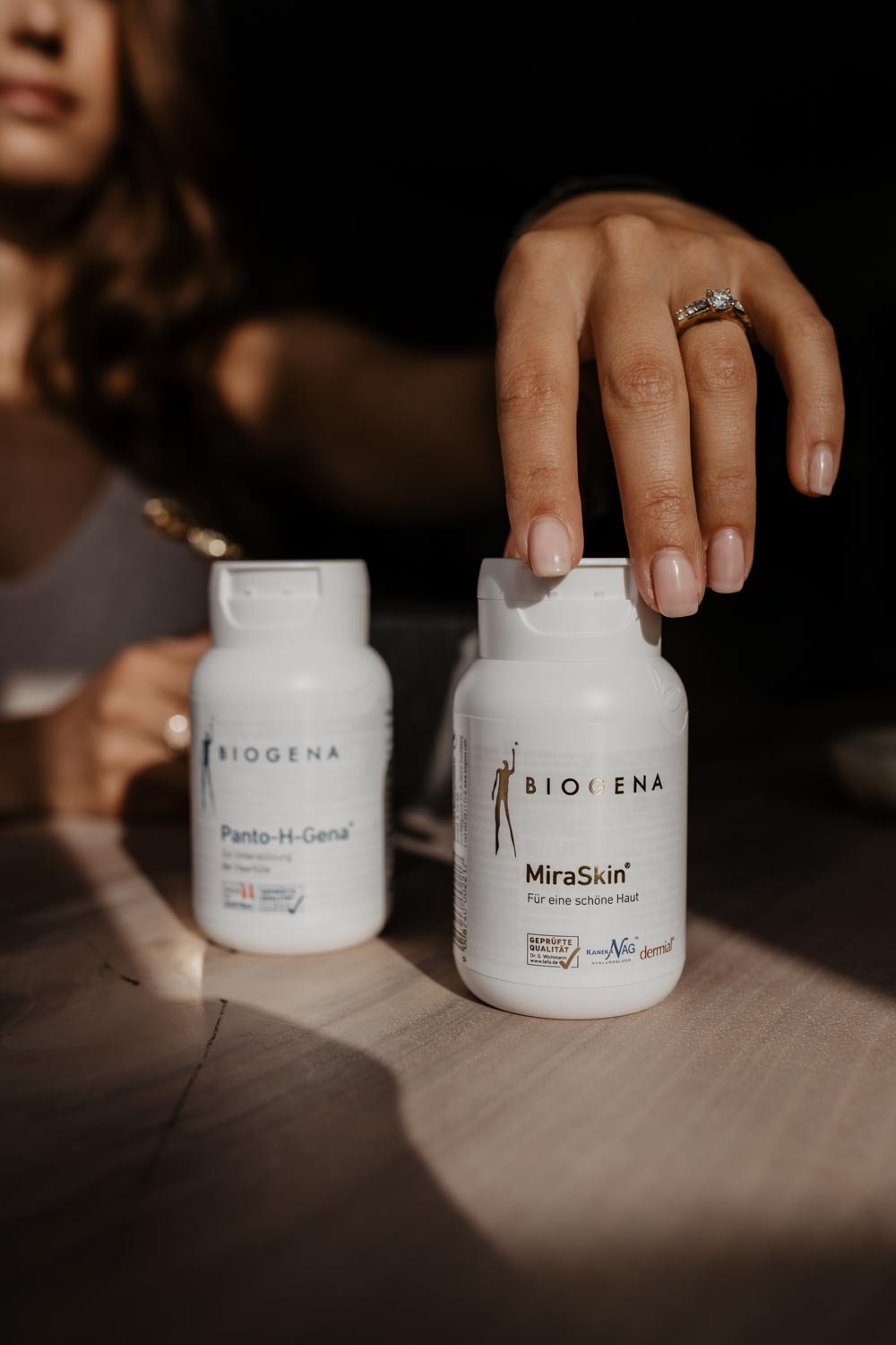 Beauty From The Inside: Biogena Beauty Food Supplements I Swear On - You Rock My Life @ninawro
