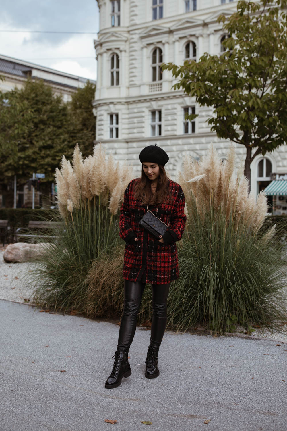 Outfit: Fall Fashion Must Have - Tweed Blazer | You Rock My Life