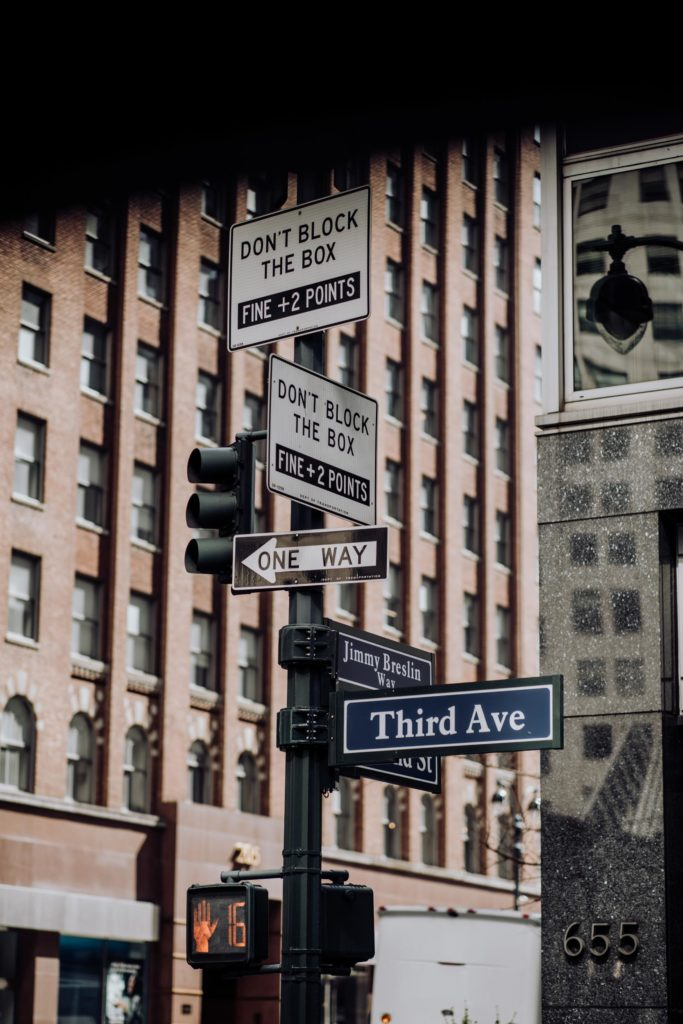 New York City: Points of Interest - Tavel Map | You Rock My Life
